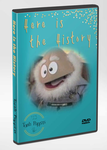 Torah Puppets - Here is the History