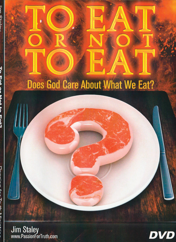To Eat or Not To Eat (DVD)