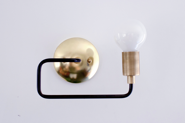 """Switch It Up"" Switchback Sconce"