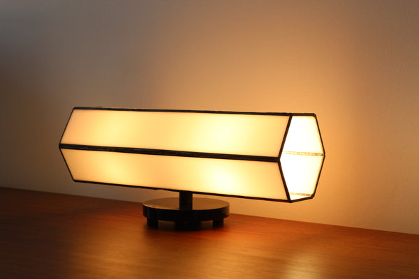 Verre Blanc Desk Lamp