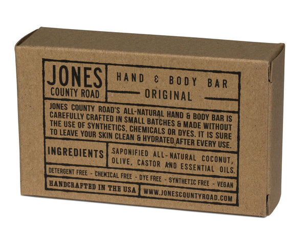 Hand and Body Bar