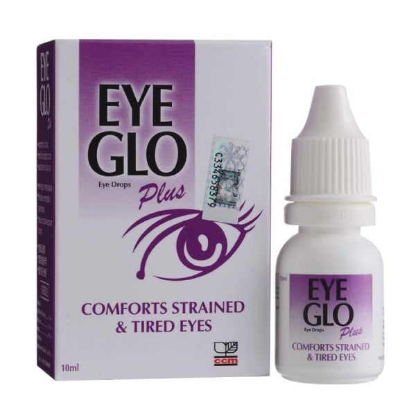 EyeGlo Eye Drop Plus (Purple)
