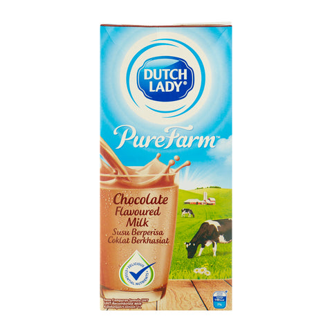 Dutch Lady Chocolate Milk 200ml