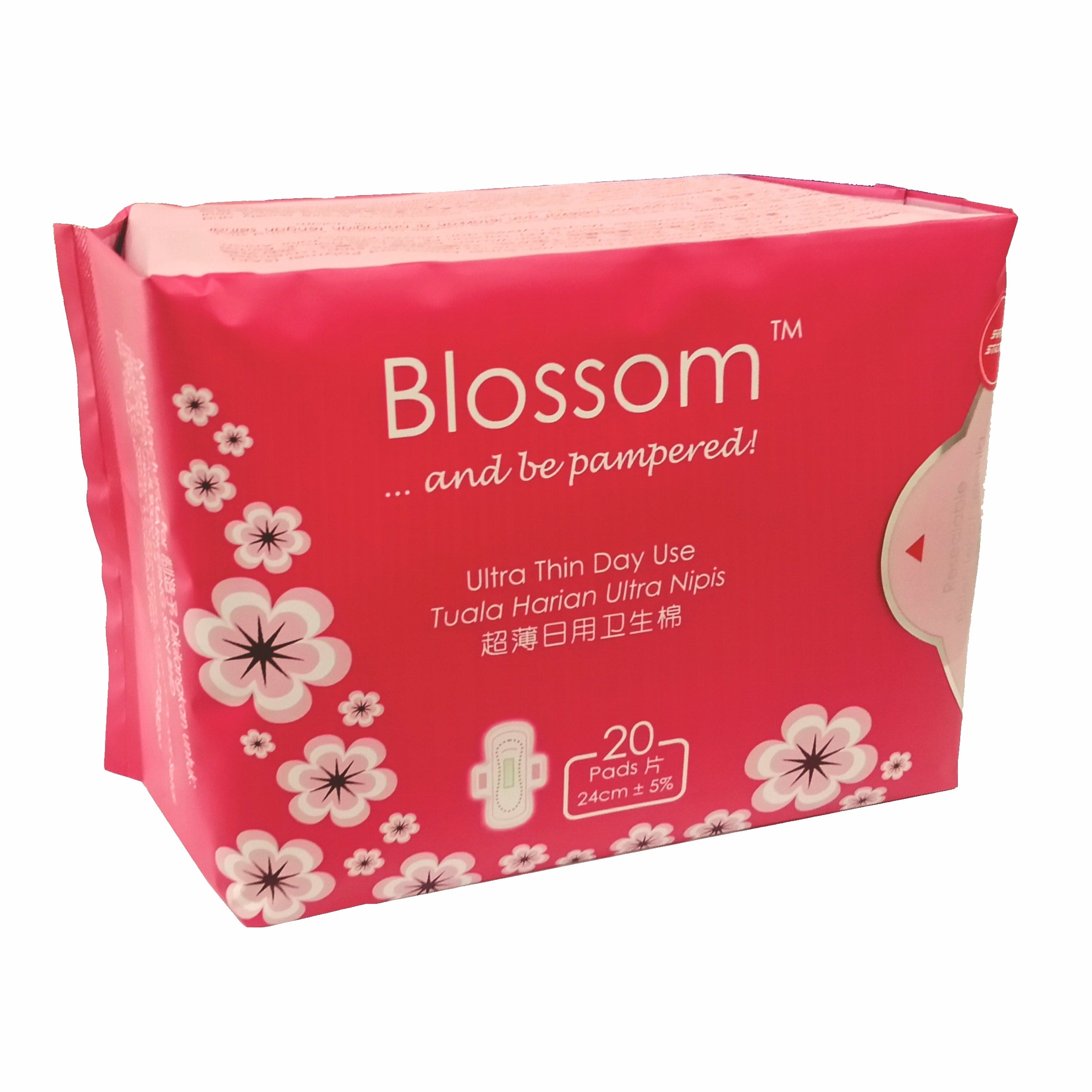 Blossom Ultra Thin Day Use 20pads
