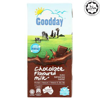 Goodday Chocolate Flavoured Milk 200ml
