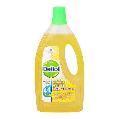 Dettol 4IN1 Cleaner Citrus 1.5L