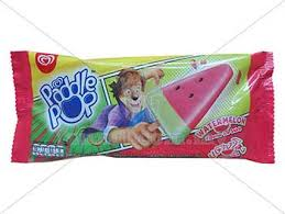 WALL'S Paddle Pop tangmo Watermelon Flavour Ice Stick 62g