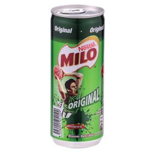 Milo Original Can 240ml