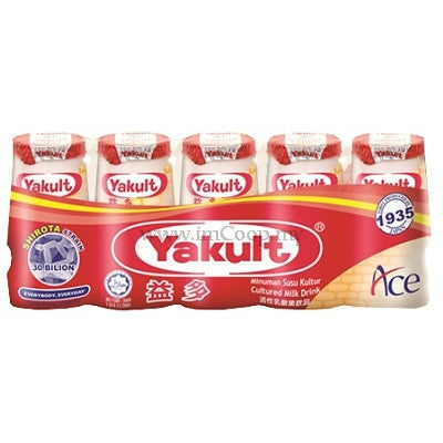 YAKULT Ace 5x80ml
