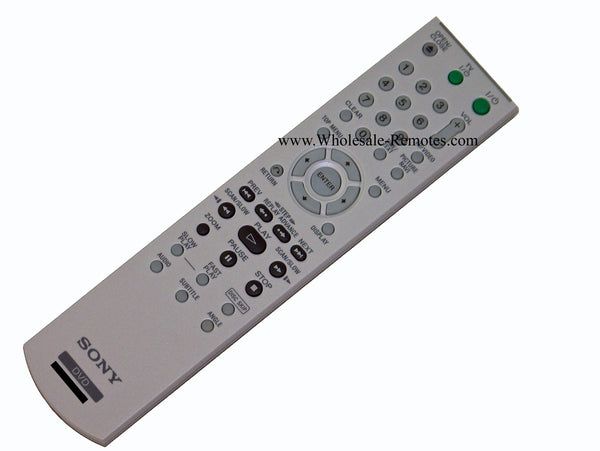 DVP-NC800H Sony Remote Control SON-REM-023016