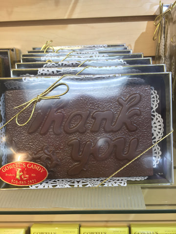 Solid Chocolate Greeting Cards