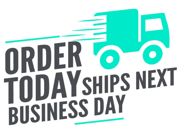 Order today ships next business day