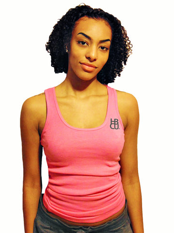 HBCU Fusion Fitted Tank Top 5 Colors
