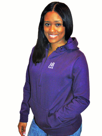HBCU Fusion Zip Up Hoodie Pullover 3 Colors