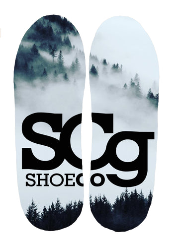 SCg PRO INSOLE - Forest