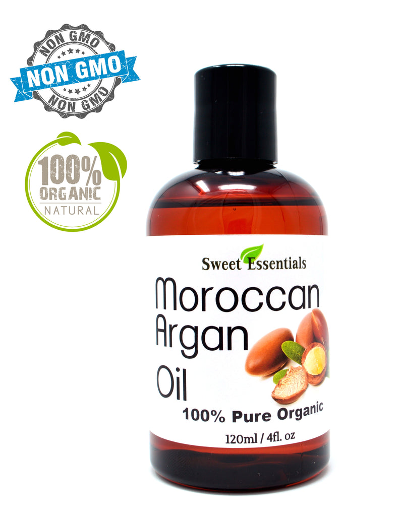100% Pure Organic Moroccan Argan Oil | Imported From Morocco