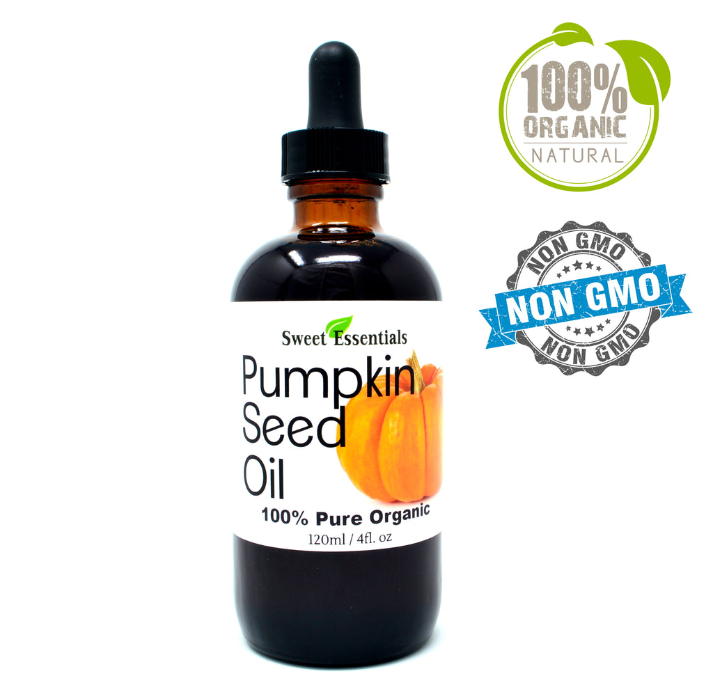 100% Pure Organic Virgin Pumpkin Seed Oil | Unrefined | Imported From Austria