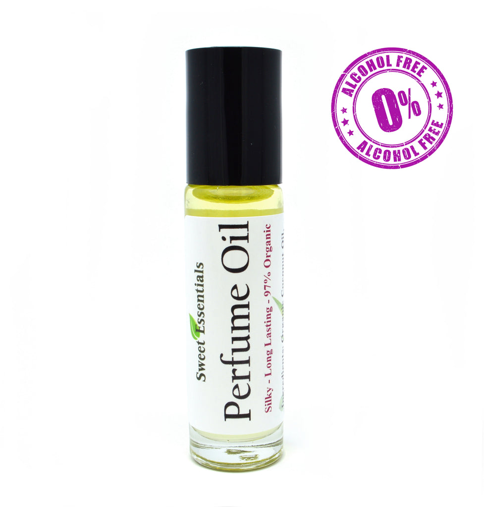 Jasmine Vanilla Perfume Oil Sweet Essentials