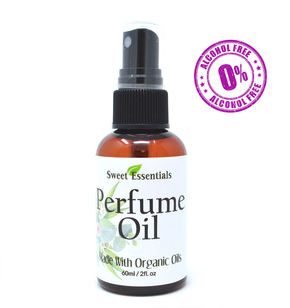 Lemon Drop Vanilla Perfume Oil Sweet Essentials