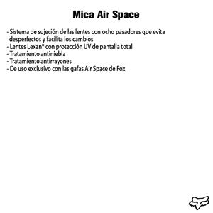 Mica Fox Air Space