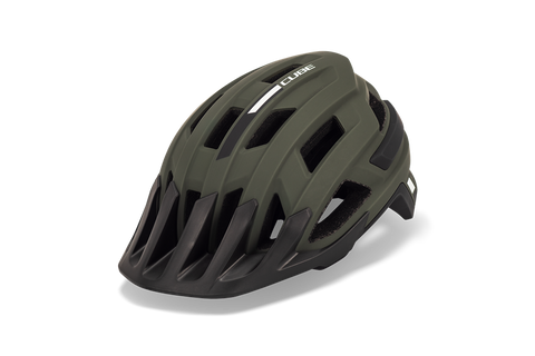 Casco CUBE ROOK color Olive