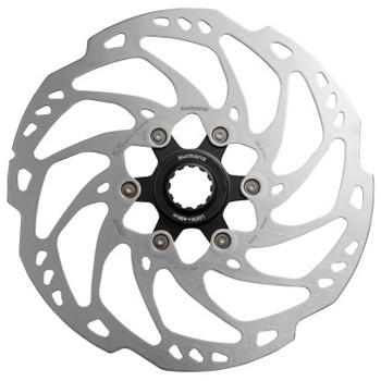 Disco / Rotor Shimano SLX RT70 - Center Lock - ICE Tech