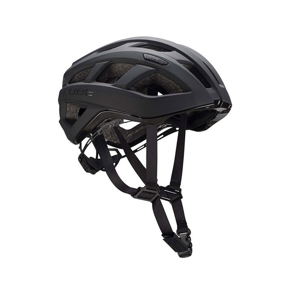 Casco CUBE ROAD RACE Negro