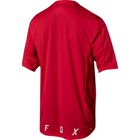Jersey FOX Demo Camo Burn Rojo