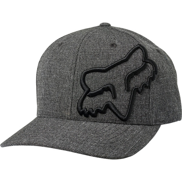 Gorra Fox Clouded Flexfit Negro