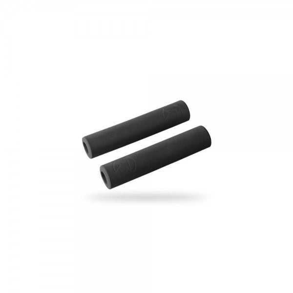 Puños / Grips PRO Silicon Slide On Race - Negro 32mm