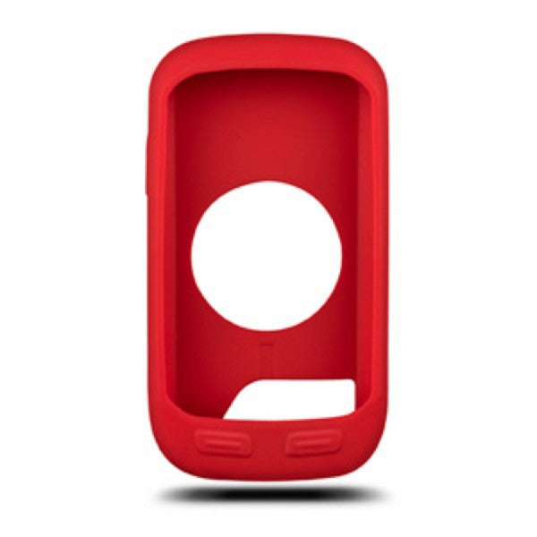 Funda de Silicon para Garmin EDGE 1000 - Color Rojo