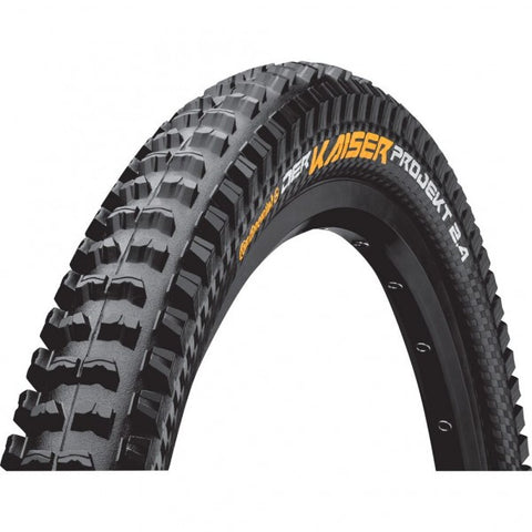 Llanta Continental Der Kaiser 27.5 x 2.4 Protection Tubeless Ready