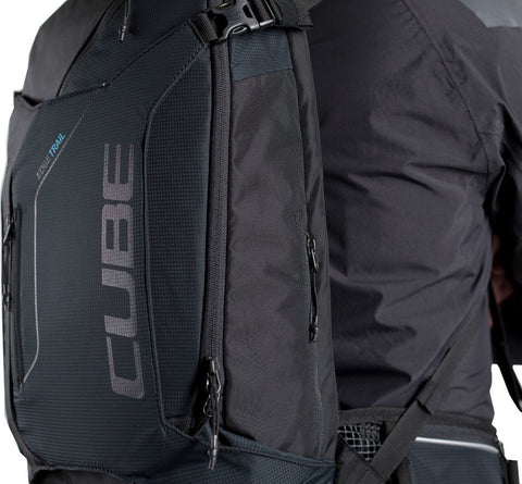 Mochila Cube Edge Trail - Black