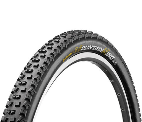 "Llanta Continental Mountain King 27.5"" Protection Tubeless Ready"