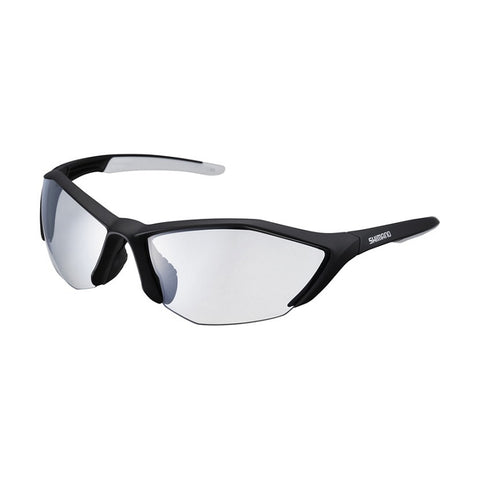Lentes Shimano S61R Marco Negro Mate / Mica Fotocromatica Gris