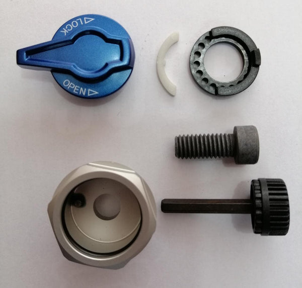 Kit de Tapa de Bloqueo para Suspension Suntour