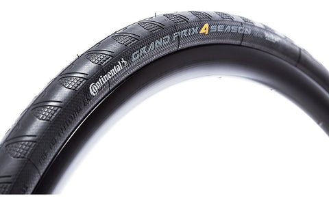 "Llanta Continental Grand Prix 4 Black Edition 700"" Plegable"