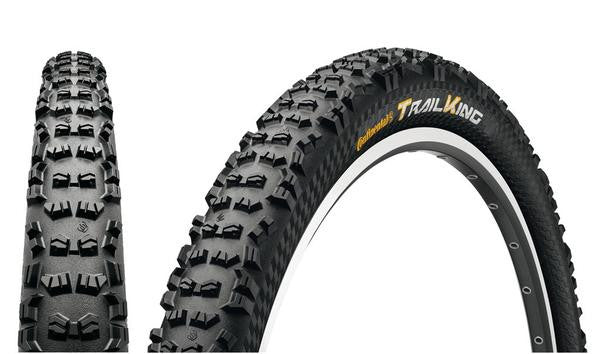 "Llanta Continental Trail King 29"" Alambre"