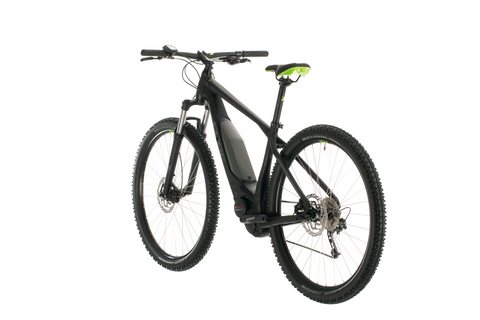 Bicicleta de Ruta CUBE Attain SL - Black´n´Grey 2019