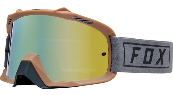 Lentes/Goggles FOX Air Space Enduro Gris/Gasoline