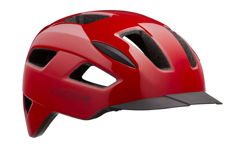 Casco Lizard Rojo