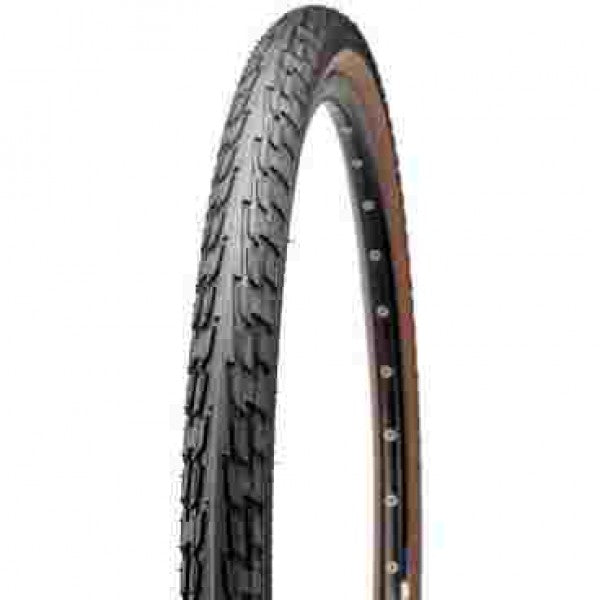Llanta Continental Ride Tour 26 x 1.75 Negro/Cafe Alambre