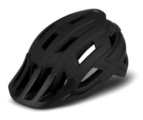 Casco CUBE ROOK color Negro Mate