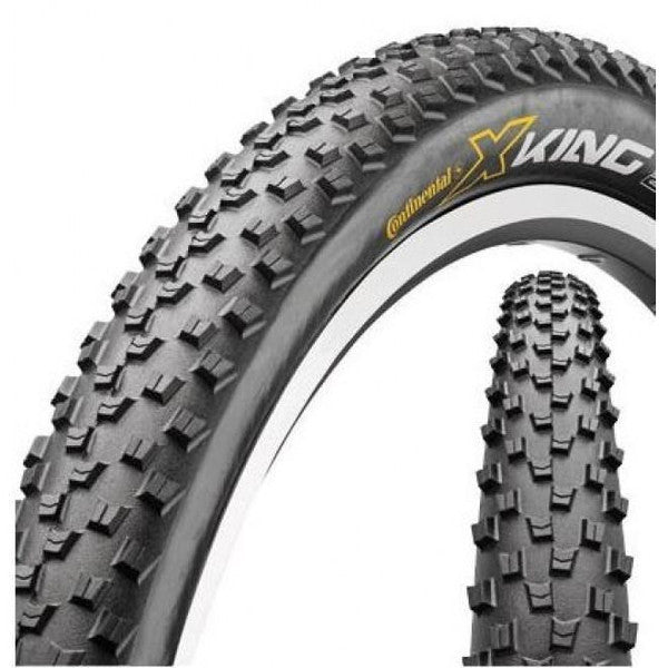 "Llanta Continental X King 27.5"" Protection Tubeless Ready"