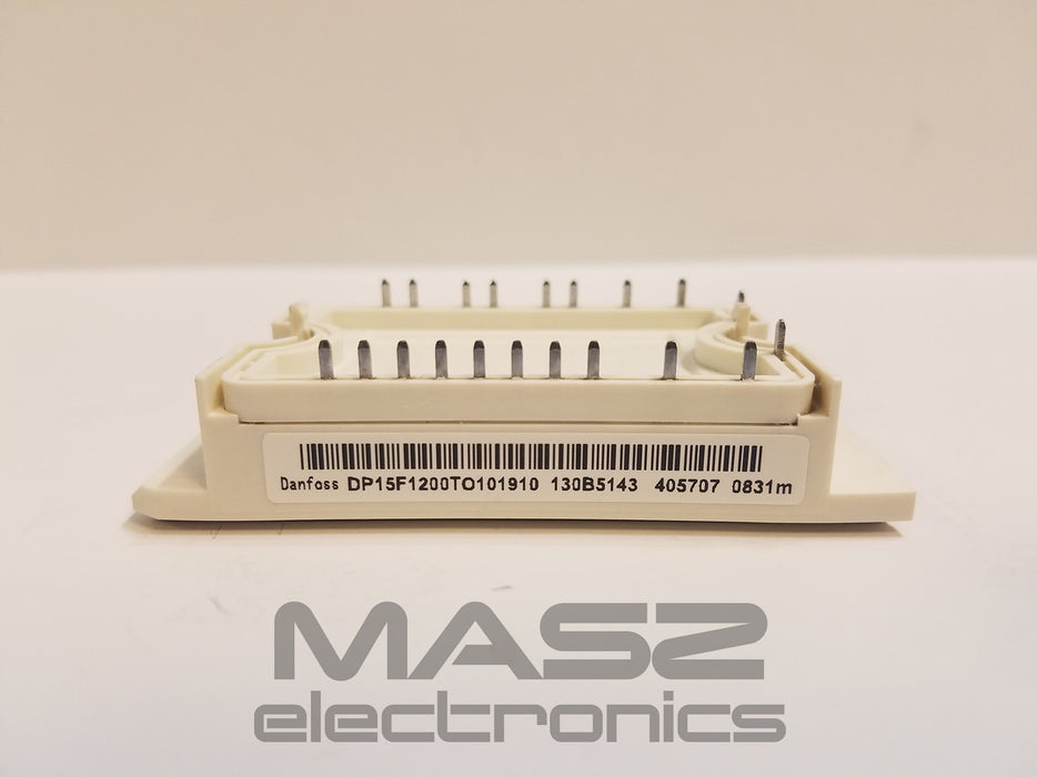 NEW DP15F1200TO101910 IGBT DANFOSS MODULE ORIGINAL