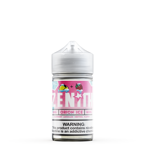 Orion ICE - Zenith E-Juice