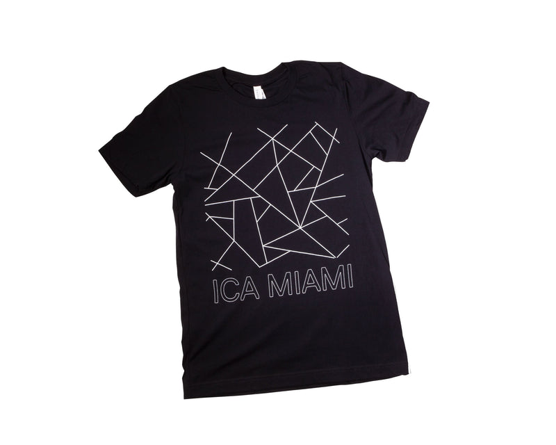 ICA Miami Short Sleeve Black Shirt