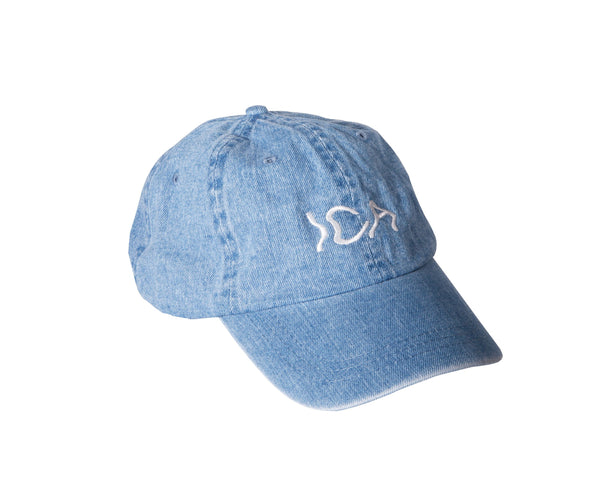 "ICA Miami ""Cool Down"" Cap (Denim)"