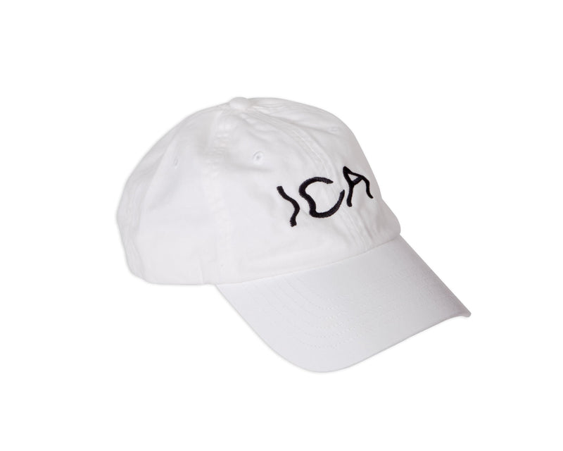 "ICA Miami ""Cool Down"" Cap (White)"