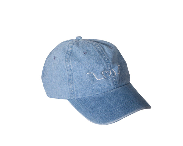 "ICA Miami ""Emoji"" Cap (Denim)"